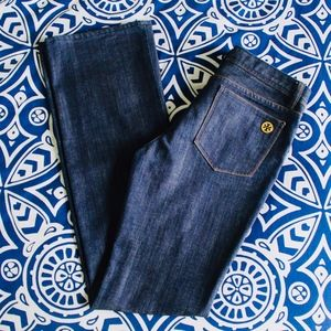 "NWOT Tory Burch ""Tory Classic"" Jeans"